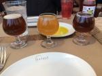 Eaterly Brewed Beer Samples