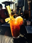 Bloody Mary on Steroids Martha's Vineyard