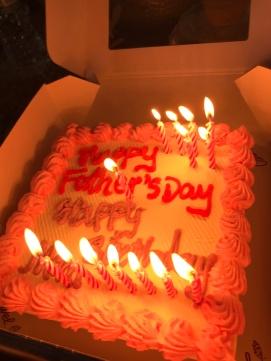 Birthday Cake June 2018